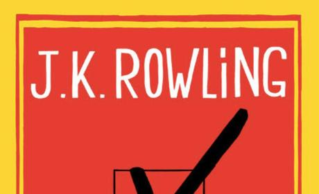 J.K. Rowling Book Cover: Revealed!