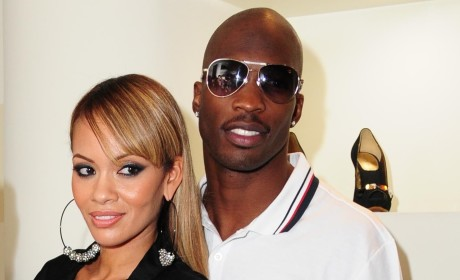 Evelyn Lozada and Chad Ochocinco Photo