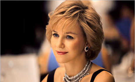 Naomi Watts as Princess Diana: First Look!
