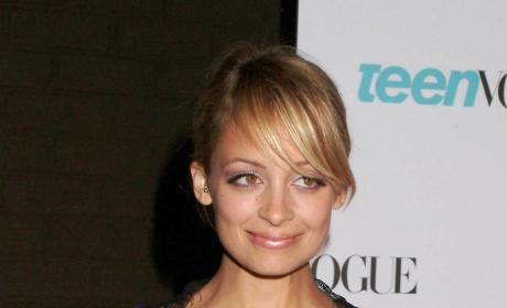 Nicole Richie Teen Vogue