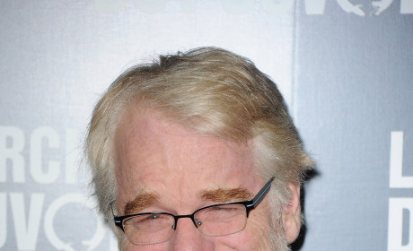 Phillip Seymour Hoffman: Confirmed for Catching Fire!