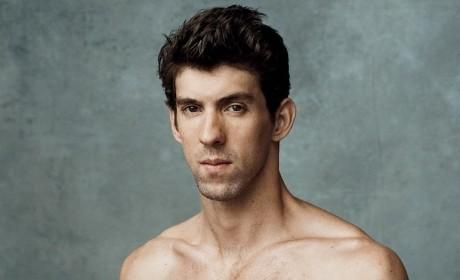 Michael Phelps Shirtless