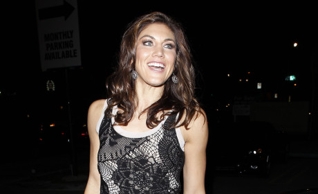 Hope Solo Drug Test Failure Results in Warning; Soccer Star Still Eligible For Olympics