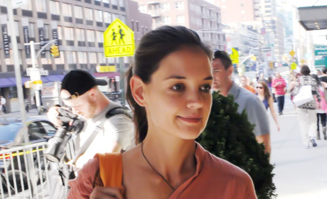 Katie Holmes and Jamie Foxx: New Couple Alert?!