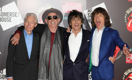 The Rolling Stones Celebrate Their 50th Anniversary: Not 'Out of Time'