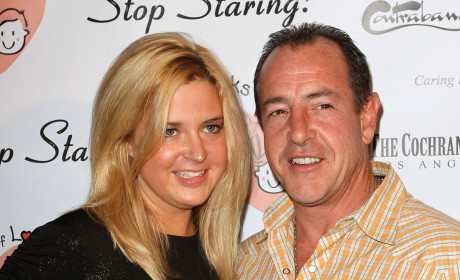 Kate Major Recants Twitter Accusations Against Michael Lohan