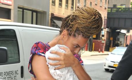 Beyonce, Daughter