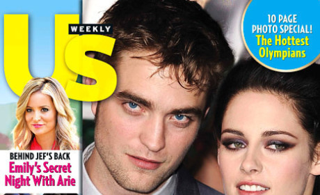 Kristen Stewart Cheats on Robert Pattinson with Rupert Sanders
