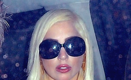 Lady Gaga as a Passenger