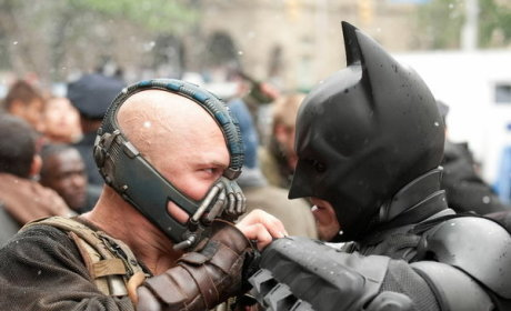 Bane vs. Batman