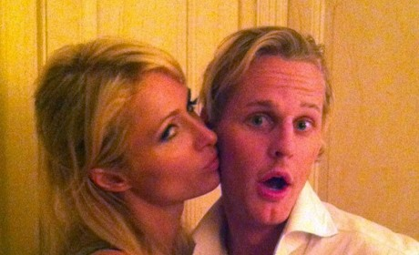 Conor McCreedy: Dating Paris Hilton!