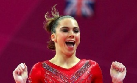 McKayla Maroney Vault Leads U.S. Women's Gymnastics Team to Gold