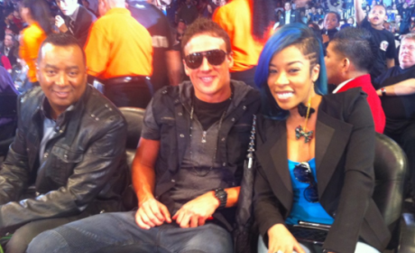 Ryan Lochte, K. Michelle