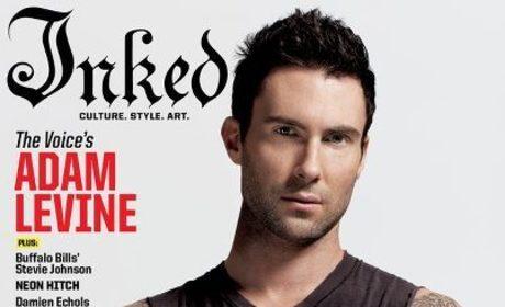 Adam Levine on Music Critics: F--king Idiots!