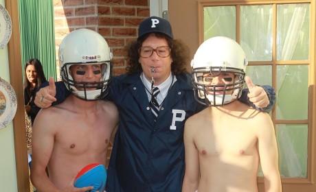 Jeffrey Ross Dresses Like Joe Paterno, Cracks Colorado Shooting Jokes at Comedy Central Roast