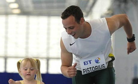 Oscar Pistorius Twitter Photo: Prepare to Be Inspired