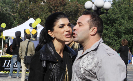 Joe Giudice: Caught Cheating on Wife?