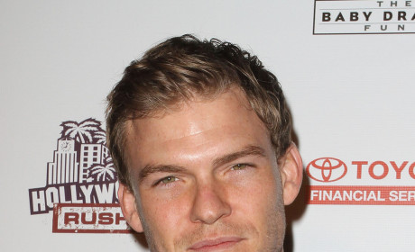Alan Ritchson Cast in Catching Fire As...