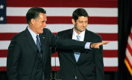 Paul Ryan to Run For Vice President With Mitt Romney; GOP Ticket to Campaign Saturday