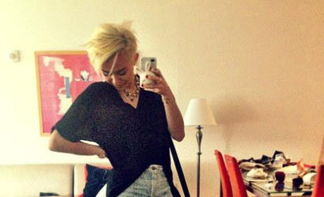 Miley Cyrus, New Look