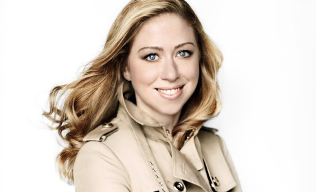 Chelsea Clinton Vogue