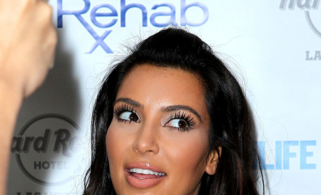 50 Cent on Kim Kardashian: Total Trash!