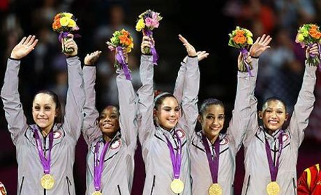 Team USA Women's Gymnastics