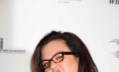 "Rosie O'Donnell Suffers Heart Attack, Considers Herself ""Lucky"" To Be Alive"