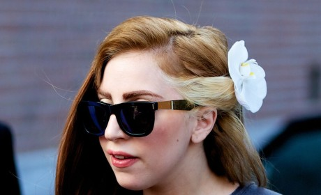 Gaga, Brown Hair