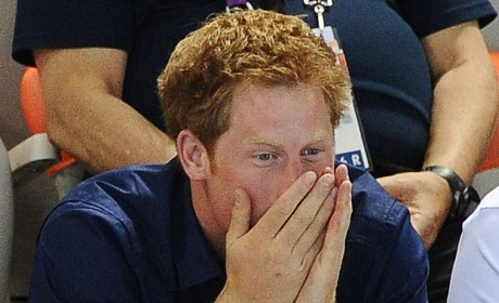 Prince Harry Naked Photos: Anyone For Strip Billiards?
