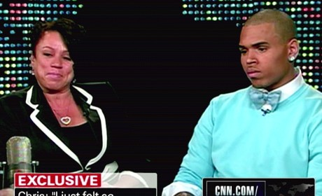 Chris Brown's Mom to Rihanna: TELL THE TRUTH