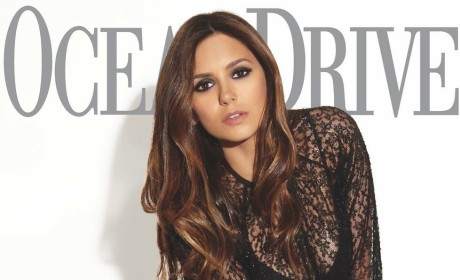 Nina Dobrev Covers Ocean Drive, Wants to Be a Bond Girl