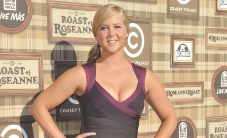 "Amy Schumer Dumps Dolph Ziggler Because Sex Was ""Too Athletic"""