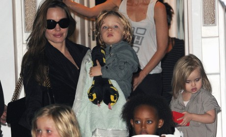Vivienne Jolie-Pitt to Make Film Debut in Maleficent