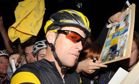 Lance Armstrong to Be Stripped of Tour de France Victories