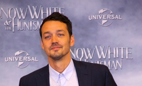 Rupert Sanders at a Premiere