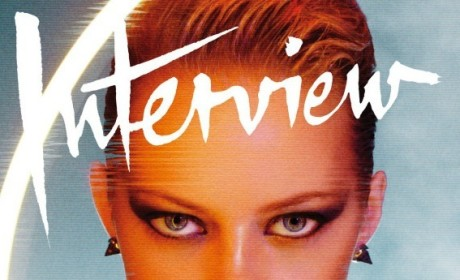 Emma Stone Lights Up for Interview Magazine