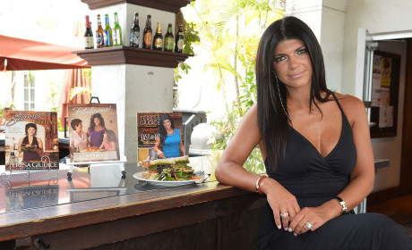 Teresa Giudice and Her Book