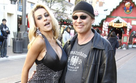 "Courtney Stodden Admits to ""Sleeping Around"" on Doug Hutchison"