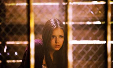 The Vampire Diaries Season 4: First Look at Elena!