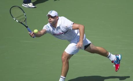 Andy Roddick Return