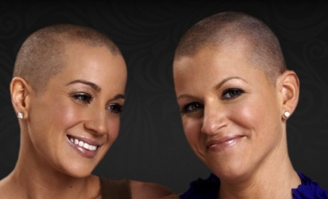 Kellie Pickler Shaves Head in Support of Cancer-Stricken Friend