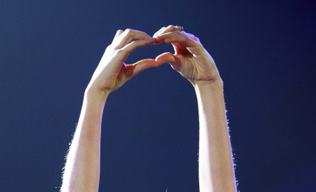 The Taylor Swift Heart