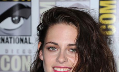 Kristen Stewart at SDCC