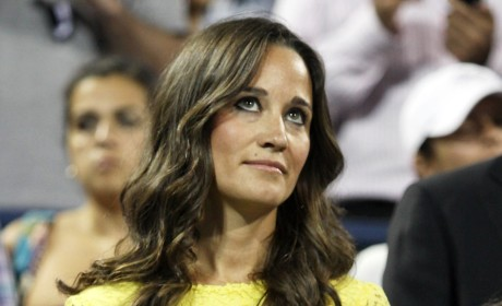 Pippa Middleton at the US Open
