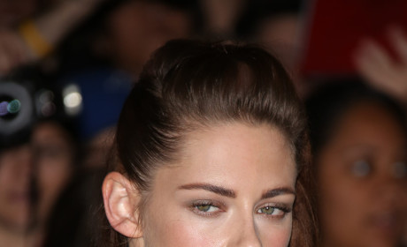 Kristen Stewart on Robert Pattinson: We're Fine!