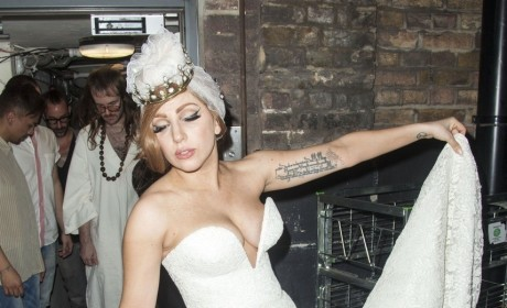 THG Caption Contest: All Hail Princess Gaga!
