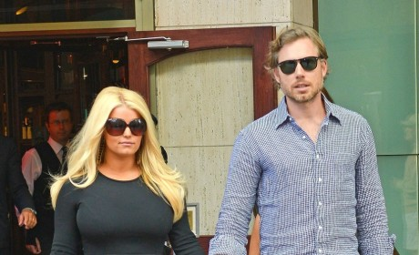 Eric Johnson: Cheating on Ex-Wife With Jessica Simpson? And Vice Versa?