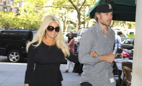 Jessica Simpson, Post Pregnancy Body