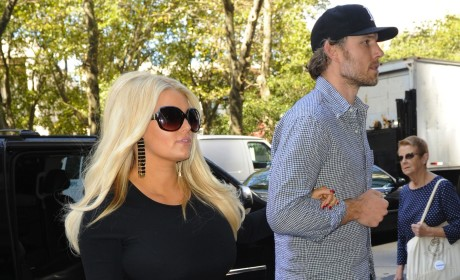 Jessica Simpson, Eric Johnson Image